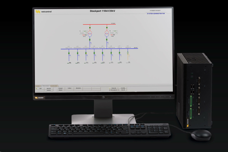 Netcon 3000 Compact HW