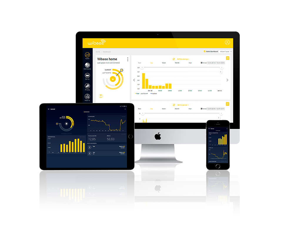 Wibee web application